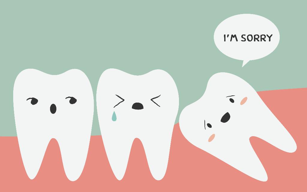 dente do siso doendo