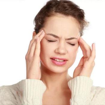 dor de dente causa dor de cabeça