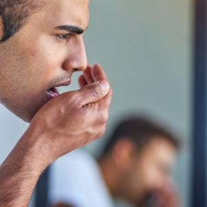 tratamento para mau hálito